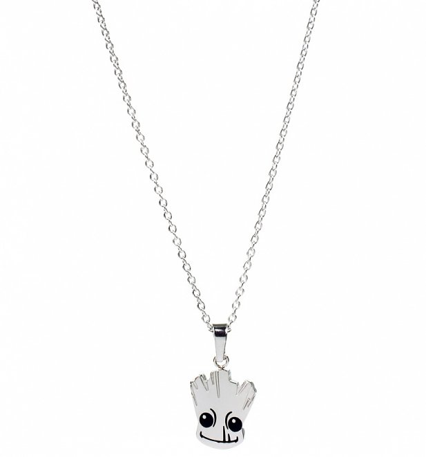 Guardians Of The Galaxy Groot Necklace
