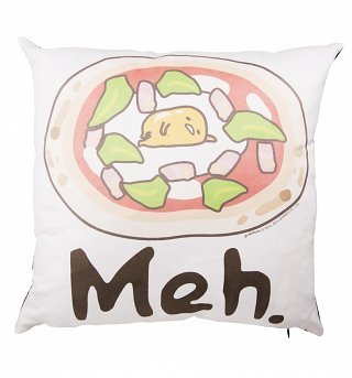 Gudetama Meh Cushion