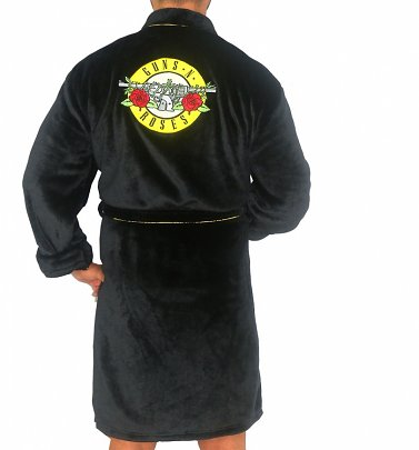 Guns N' Roses Dressing Gown