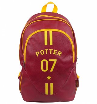 Harry Potter 07 Quidditch Backpack