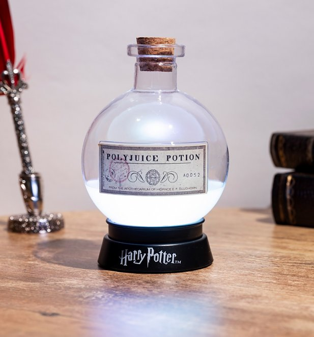 Harry Potter Colour Change Potion Bottle Mood Lamp