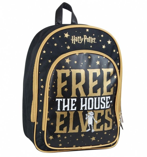 Harry Potter Dobby Backpack