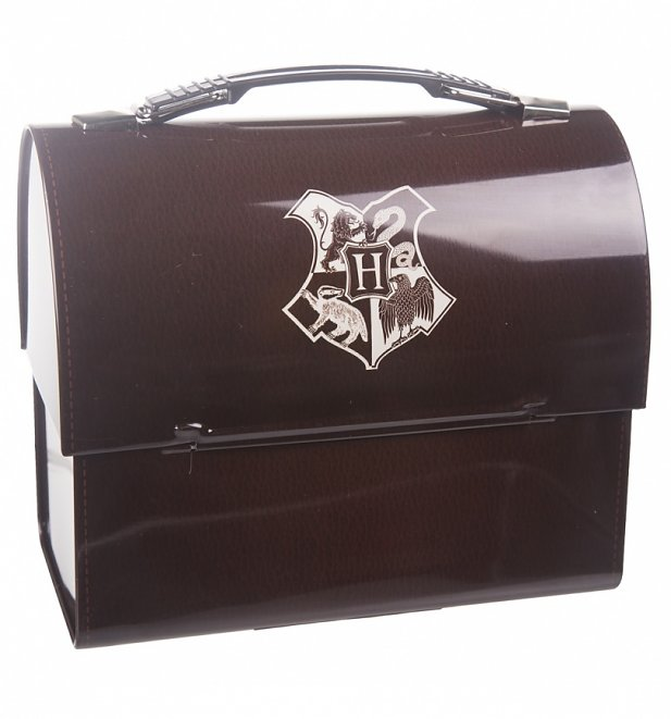 Harry Potter Domed Tin Tote
