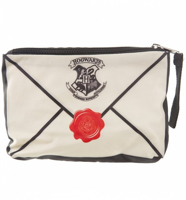 Harry Potter Foldable Letter To Hogwarts Tote Bag