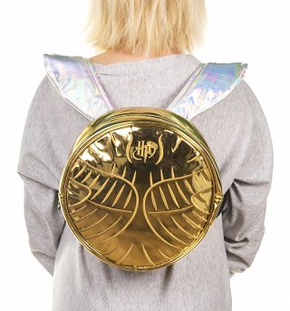 Harry Potter Golden Snitch Backpack