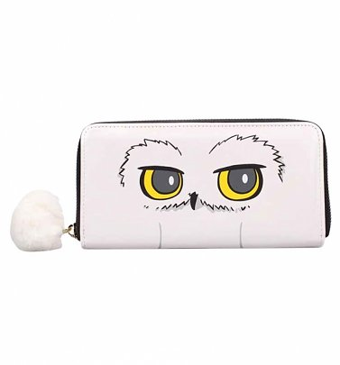 Harry Potter Hedwig Owl Wallet