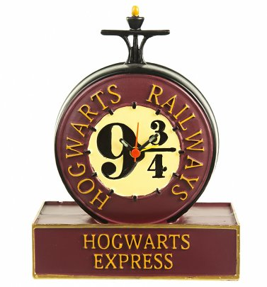 Harry Potter Hogwarts Express Clock