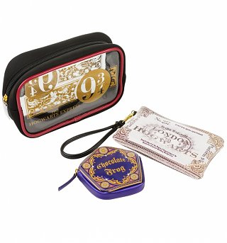 Harry Potter Hogwarts Express Three Piece Bag Set