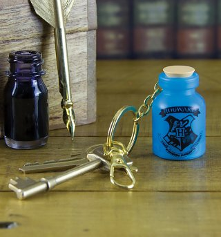 Harry Potter Magic Potion Light Up Keyring