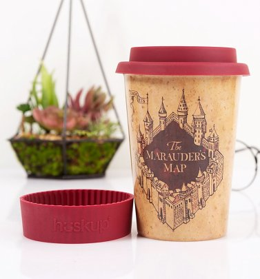 Harry Potter Marauder's Map Huskup Travel Mug