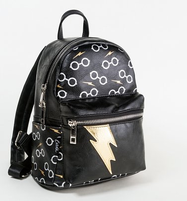 Harry Potter Mini Lightning Bolt Backpack