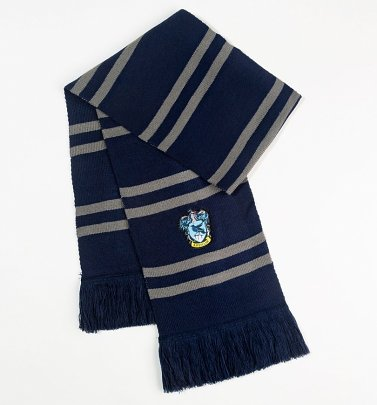 Harry Potter Ravenclaw Knitted Scarf