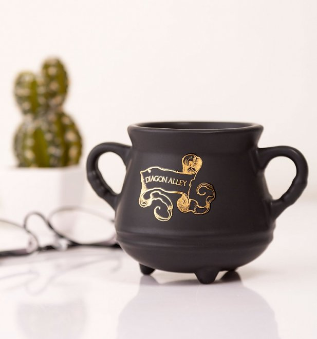 Mini Shaped The Potter Mug Harry Cauldron Leaky CxdWreQBo