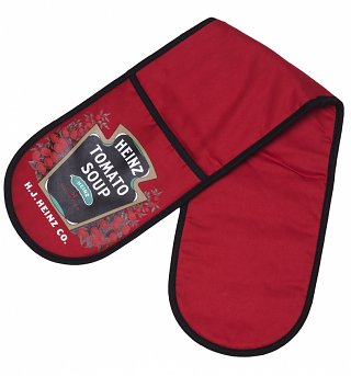 Heinz Tomato Soup Oven Gloves