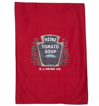 Heinz Tomato Soup Tea Towel