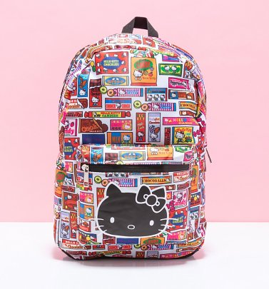Hello Kitty All Over Print Backpack from Difuzed