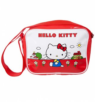 Kids Hello Kitty Vintage Mini Messenger Bag