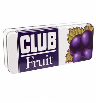Jacob's Retro Fruit Club Bar Tin