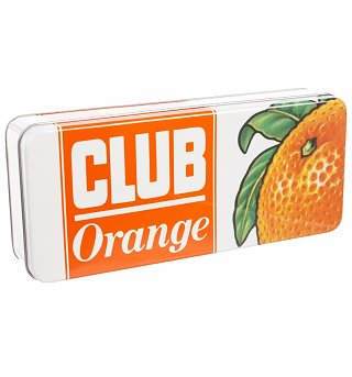 Jacob's Retro Orange Club Bar Tin