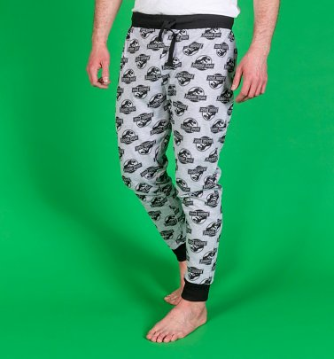 Jurassic Park Cuffed Loungepants
