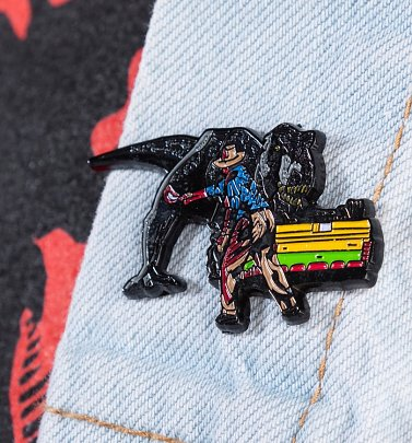 Jurassic Park Limited Edition Pin Badge