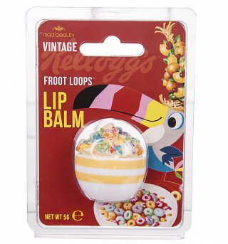 Kellogg's Retro 70's Froot Loops Cereal Bowl Lip Balm