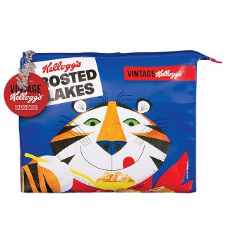 Kellogg's Retro 70's Frosted Flakes Wash Bag