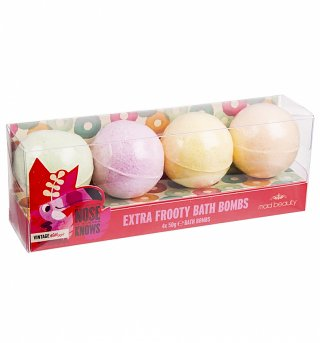 Kellogg's Vintage Froot Loops Bath Bomb Gift Set from Mad Beauty