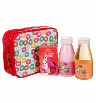 Kellogg's Vintage Froot Loops Wash Bag & Body Gift Set from Mad Beauty