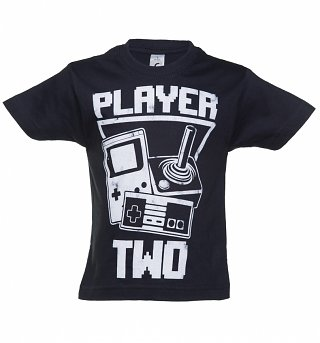 Kids Player Two T-Shirt