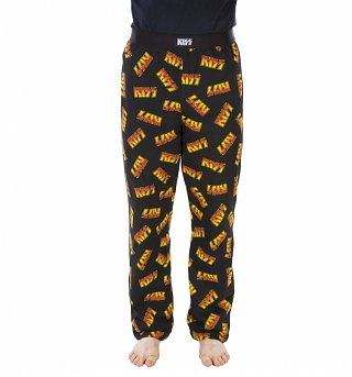 KISS All Over Print Lounge Pants
