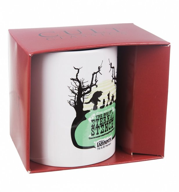Labyrinth Bog Of Eternal Stench Boxed Mug