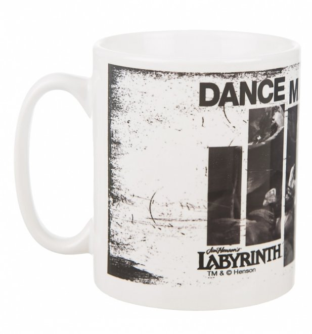 Labyrinth Dance Magic Dance Boxed Mug