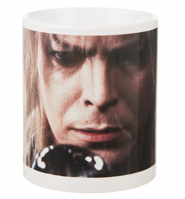 Labyrinth Jareth Face Boxed Mug