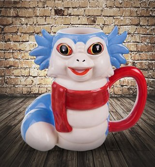 EXCLUSIVE Labyrinth Worm 3D Mug