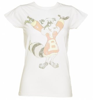 Women's Bert The Raccoons T-Shirt