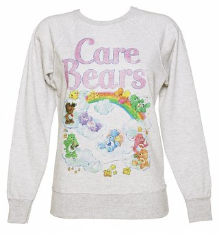 Women's Care Bears Clouds Jumper