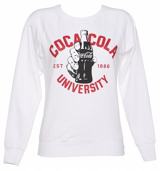 Women's Coca-Cola University 86 Sweater