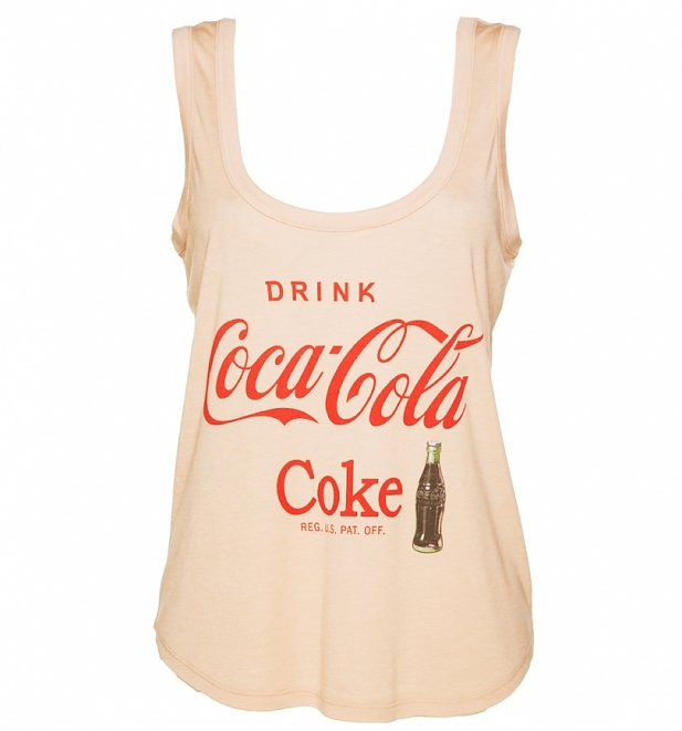 Women's Drink Coca-Cola Roadtrip Tank from Wildfox