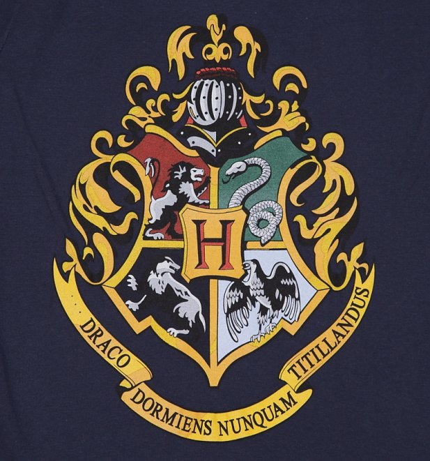 Women's Harry Potter Hogwarts T-Shirt