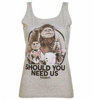 Women's Labyrinth Should You Need Us Vest