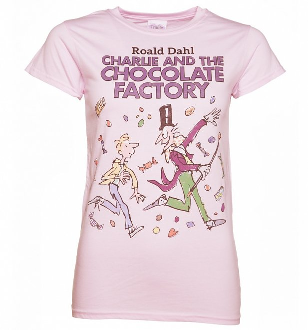 Roald Dahl Charlie and the Chocolate Factory T-Shirt