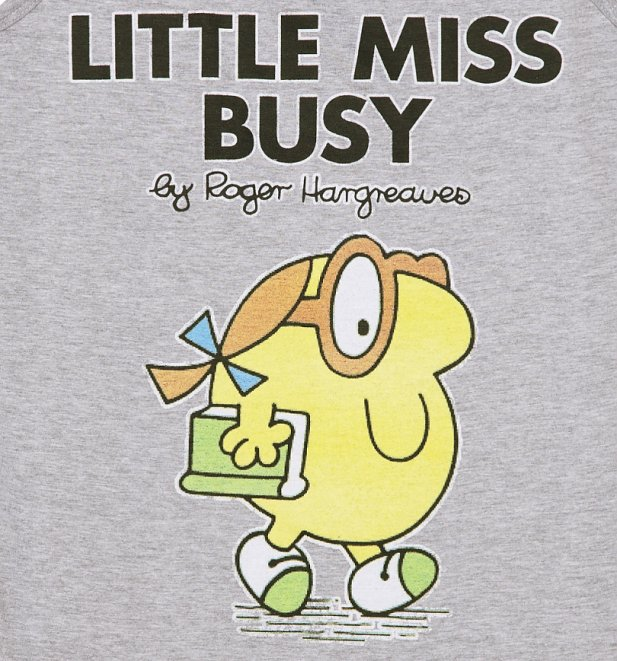 Women's Little Miss Busy Vest