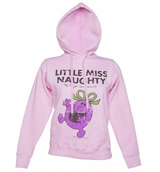 Women's Little Miss Naughty Hoodie