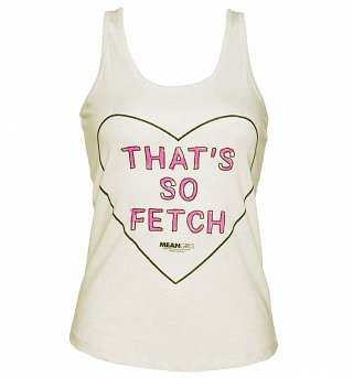 Women's Mean Girls That's So Fetch Vest