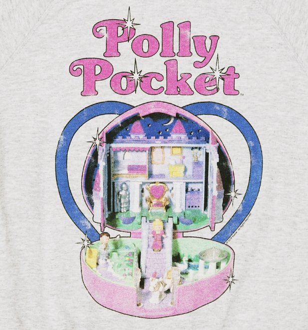 Women's Vintage Polly Pocket Jumper