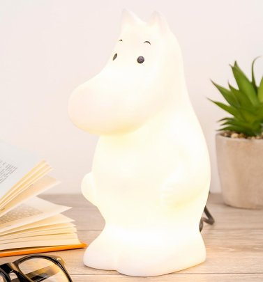 Large Moomin Lamp from House Of Disaster