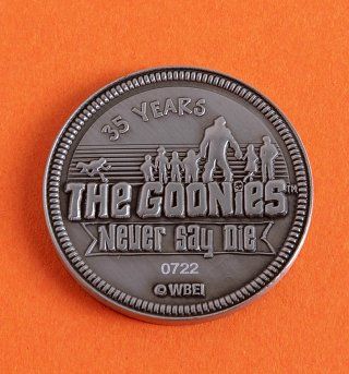 Limited Edition Goonies Collectable Coin