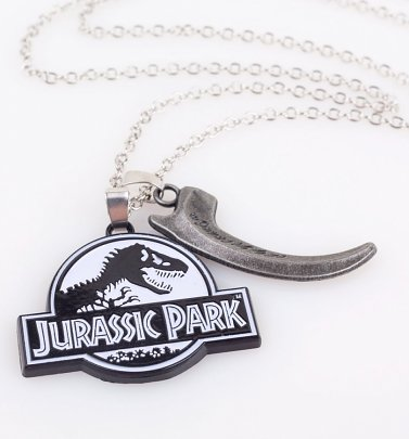 Limited Edition Jurassic Park Necklace
