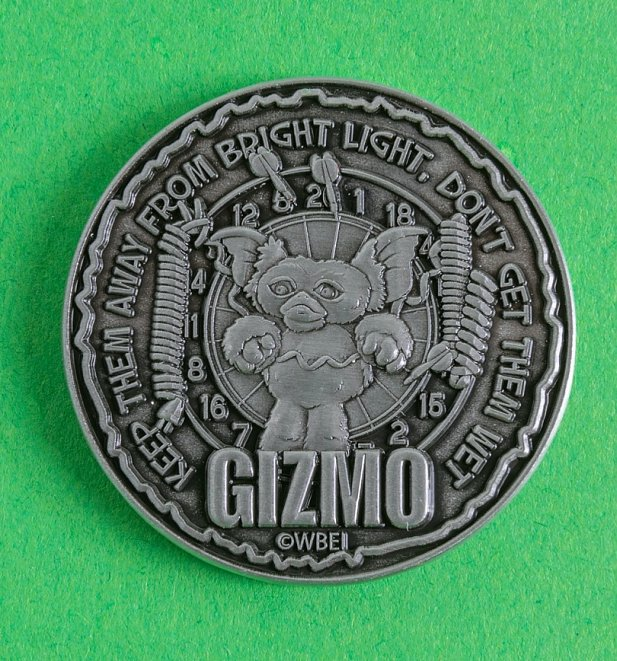 Limited Editions Gremlins Collectable Coin
